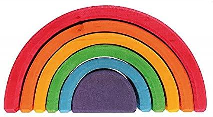 rainbow stacker 1