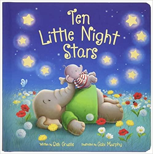 ten little stars book